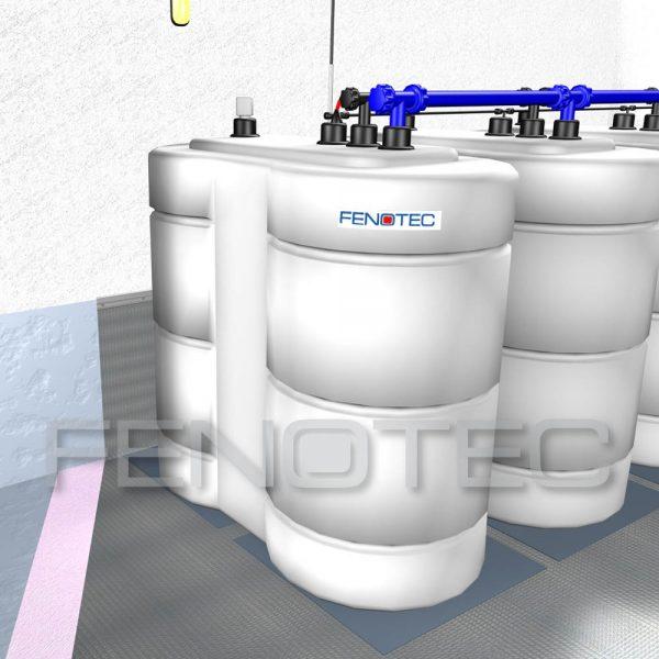 Fenotec Tankraumauskleidung